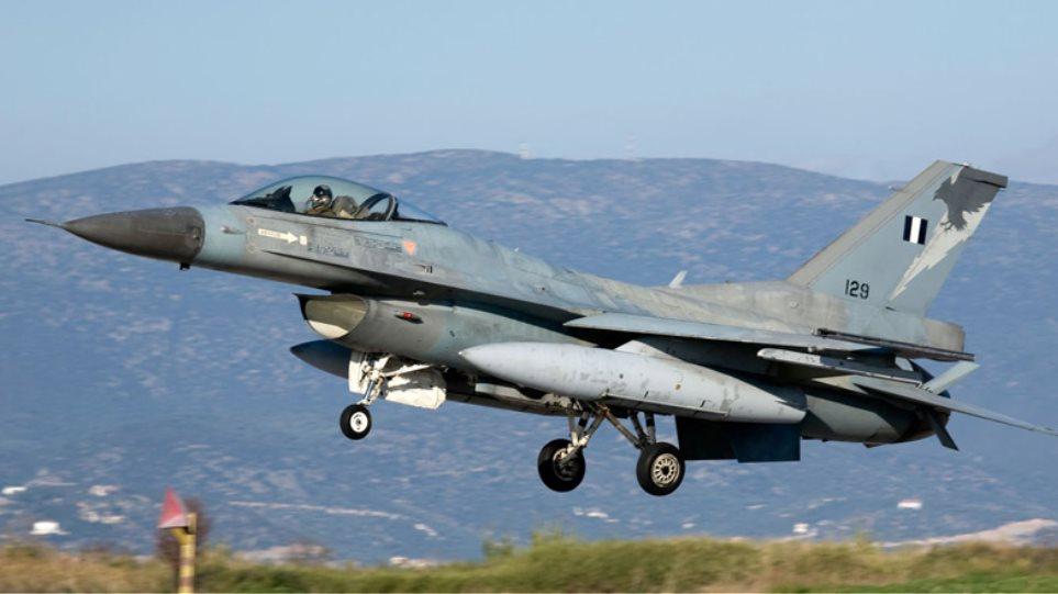 Στο Ισράηλ για αεροπορικά γυμνάσια πέντε ελληνικά F-16