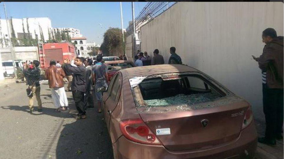 Υεμένη: Μεγάλη έκρηξη στη Σαναά με στόχο την κατοικία του Ιρανού πρέσβη
