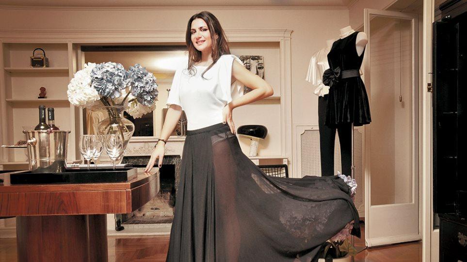 Λεβίνια Κονιαλιάν: Yψηλή ραπτική και celebrities