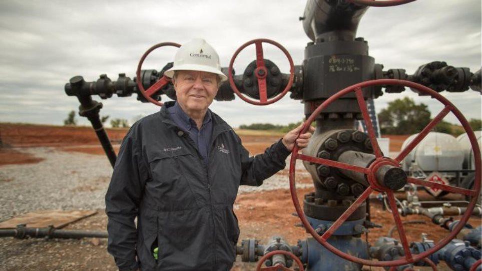 Harold Hamm: Πού καιρός για διαζύγιο... Πρόλαβε να τον «ξετινάξει» το πετρέλαιο!