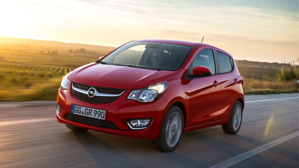 Tο νέο μικρό της Opel με τιμή κάτω από τα 10.000 €