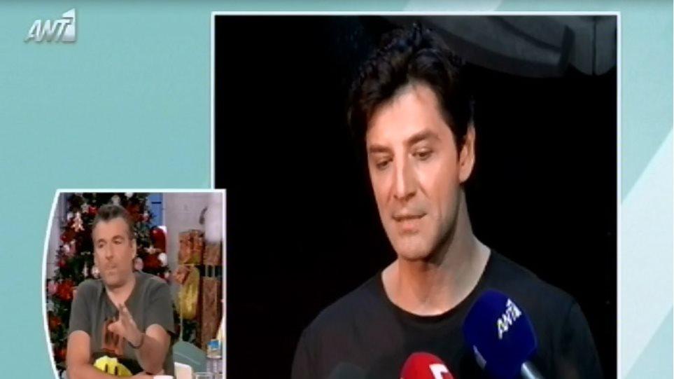 Γιώργος Λιάγκας: Πιστέυω ότι ο Σάκης Ρουβάς έχει ήδη παντρευτεί!