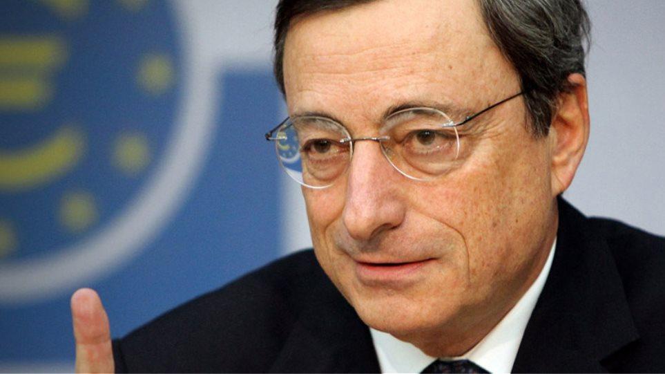«Μπλόκο» Ντράγκι σε ΣΥΡΙΖΑ και Podemos που θέλουν χρηματοδότηση κρατών από την ΕΚΤ