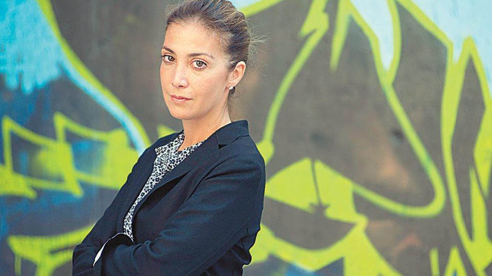 Αννα Χατζηνάσιου: Η τέχνη είναι στο DNA της