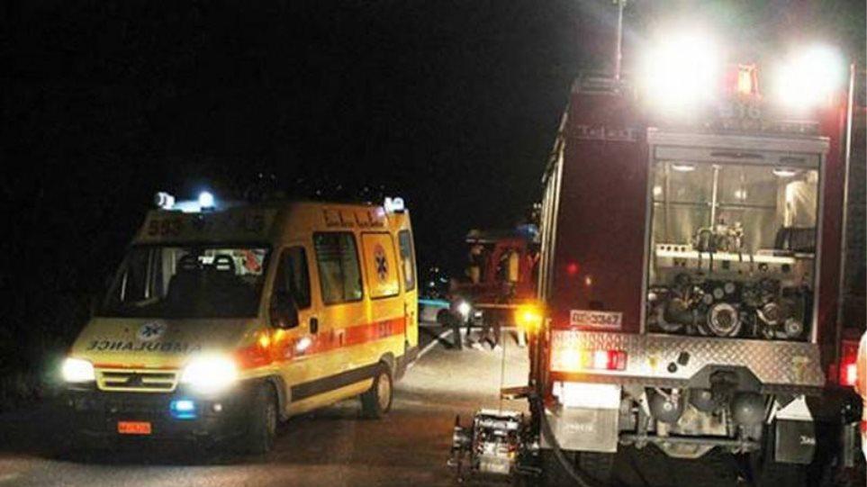 Αλίαρτος: Ένας νεκρός από σύγκρουση ΚΤΕΛ με αγροτικό