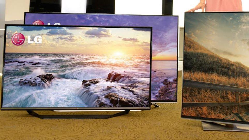 Διευρυμένη γκάμα τηλεοράσεων 4K Ultra HD από την LG