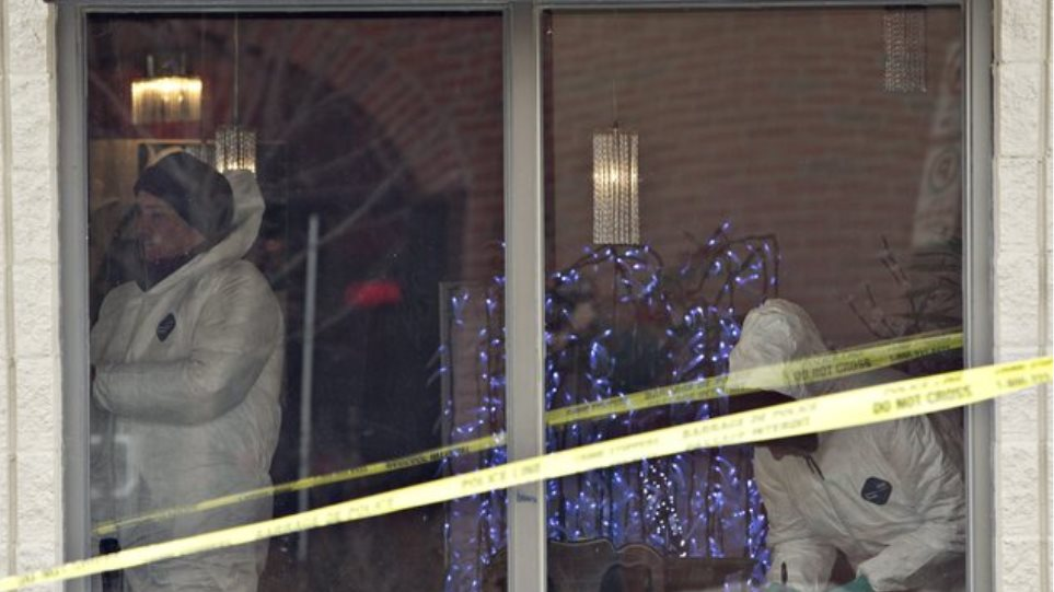 Σοκ στον Καναδά: Άγνωστος δολοφόνησε οκτώ ανθρώπους και αυτοκτόνησε