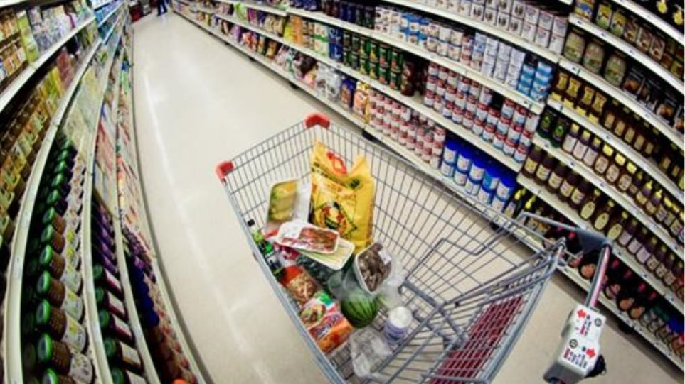 Ζευγάρι αλλοδαπών έκλεβε συστηματικά τρόφιμα