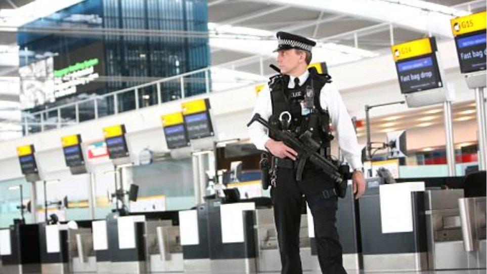 Λονδίνο: Σύλληψη 25χρονης ύποπτη για τρομοκρατία