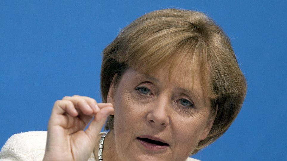 Να γυρίσουν την πλάτη στο ρατσισμό καλεί τους Γερμανούς η Μέρκελ