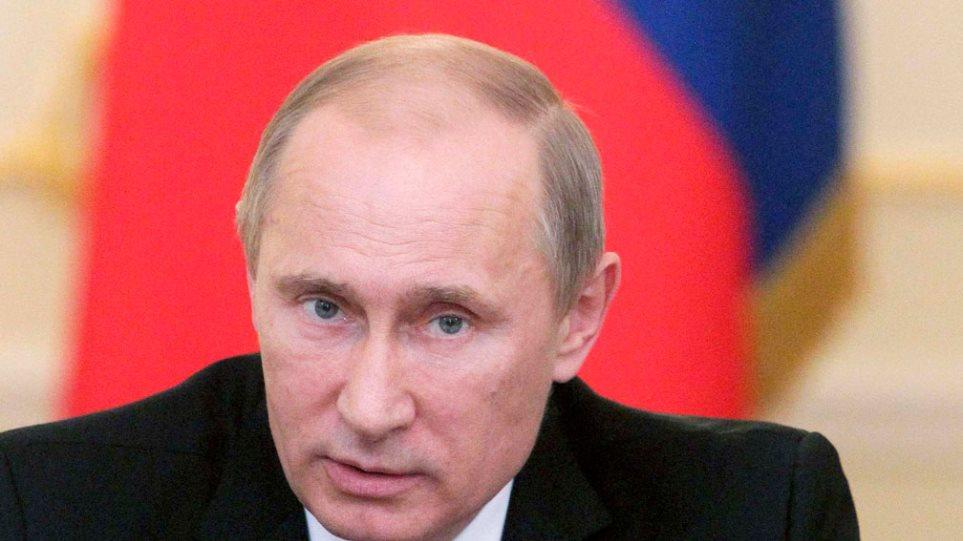 Πούτιν: Κοινή ευθύνη Ρωσίας – ΗΠΑ η παγκόσμια ειρήνη