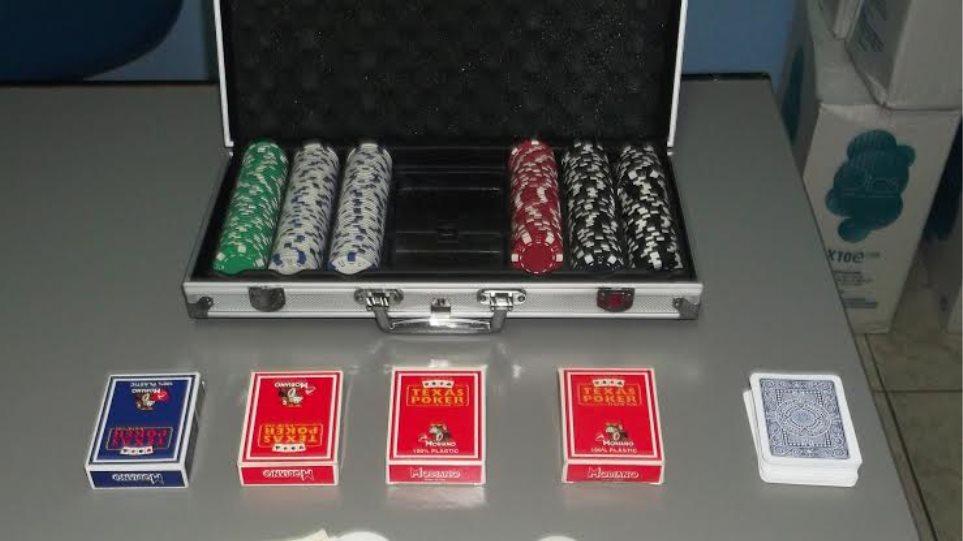 Δράμα: Αστυνομικός έπαιζε πόκερ σε παράνομο καζίνο