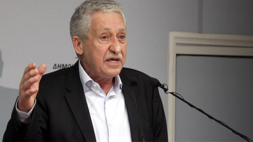 Ναυάγιο ΣΥΡΙΖΑ - ΔΗΜΑΡ για ψηφοδέλτια και σχέσεις με Ε.Ε.