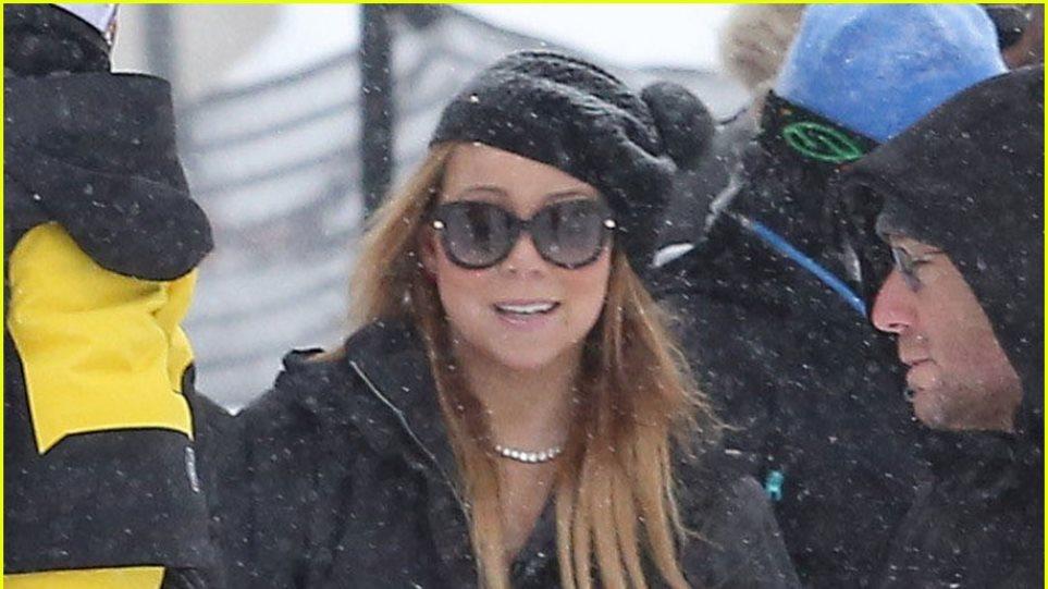 Mariah Carey: Πρωτοχρονιά χωρίς τον Nick Cannon
