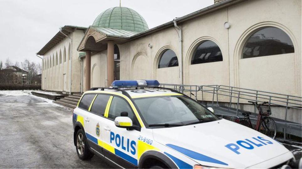 Νέα επίθεση σε τέμενος στη Σουηδία