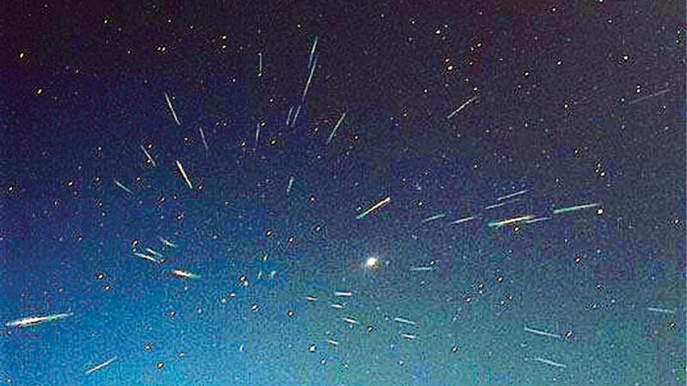 Έρχεται η πρώτη βροχή διαττόντων αστέρων του 2015