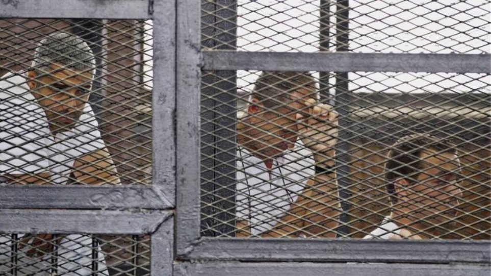 Αίγυπτος: Έκκληση για τον φυλακισμένο δημοσιογράφο του Αλ Τζαζίρα