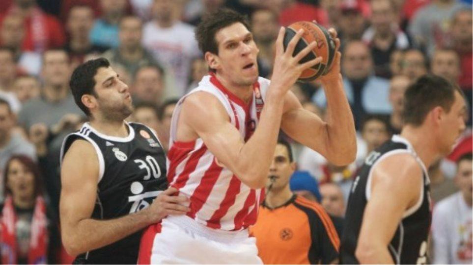 Euroleague: Τρίποντο «ποδαρικό» για τη Ρεάλ Μαδρίτης