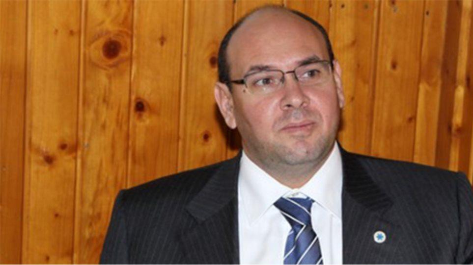 Ο Νίκος Παπαευσταθίου, νέος πρόεδρος στο ΕΚΑΒ