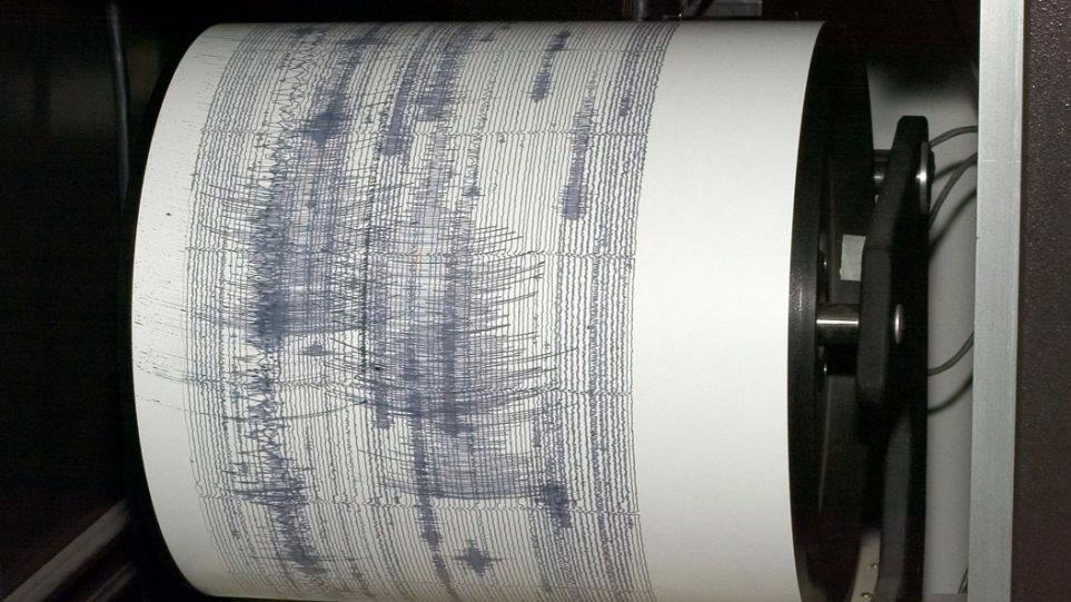 Σεισμός 4,4 Ρίχτερ νοτιοδυτικά της Ζακύνθου