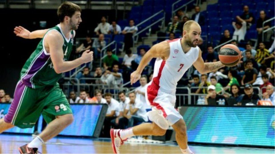 Euroleague LIVE: Μάλαγα - Ολυμπιακός (61-69, τελικό)