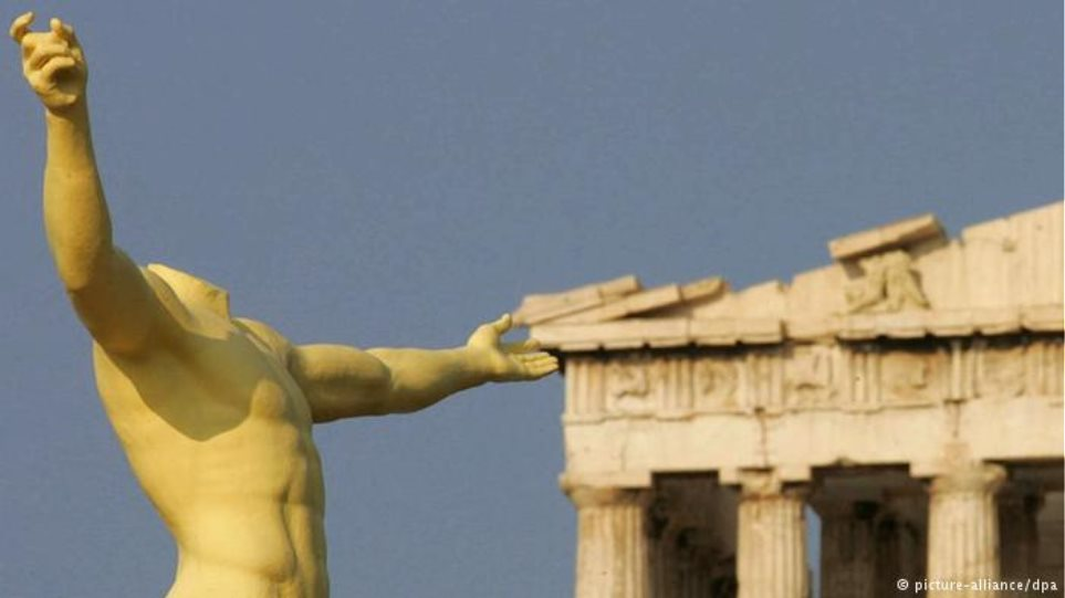 FAZ: Γιατί είναι λαϊκισμός το αίτημα του Τσίπρα για μείωση του χρέους