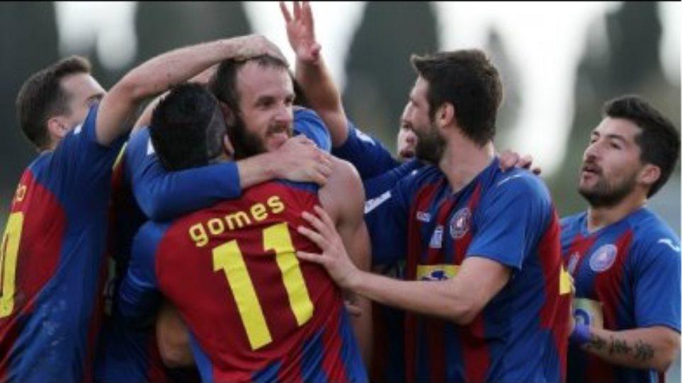 Superleague: Κέρκυρα - Αστέρας Τρίπολης 1-0 (τελικό)