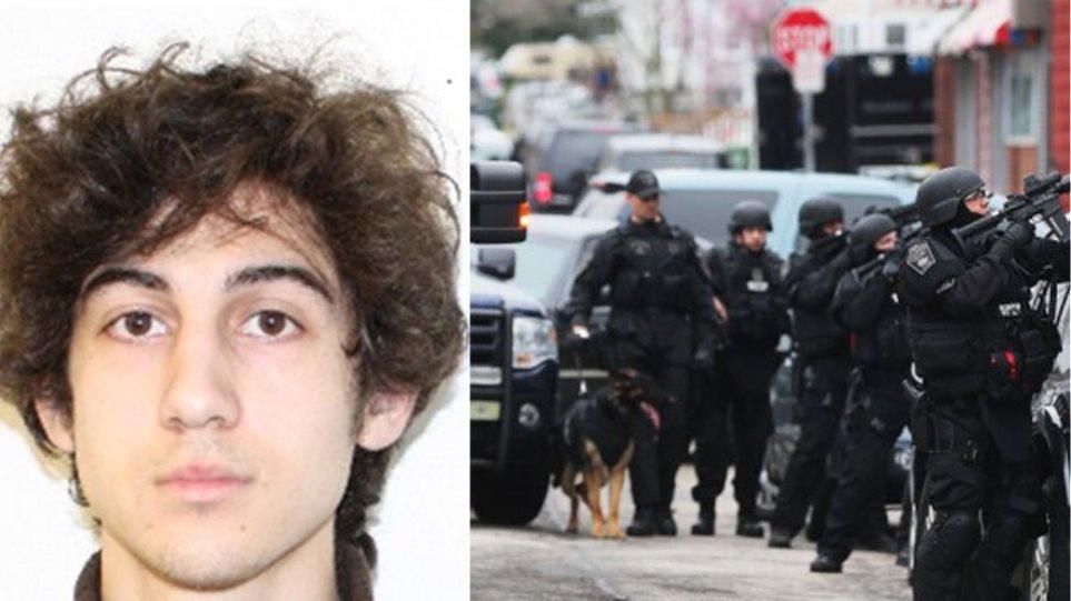 ΗΠΑ: Υπό δρακόντεια μέτρα ασφαλείας η δίκη του βομβιστή της Βοστώνης