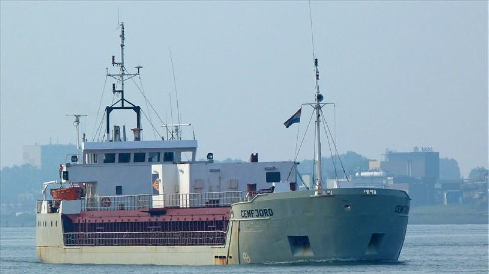 Νεκρά θεωρούνται πια τα 8 μέλη του φορτηγού πλοίου που ναυάγησε ανοιχτά της Σκωτίας