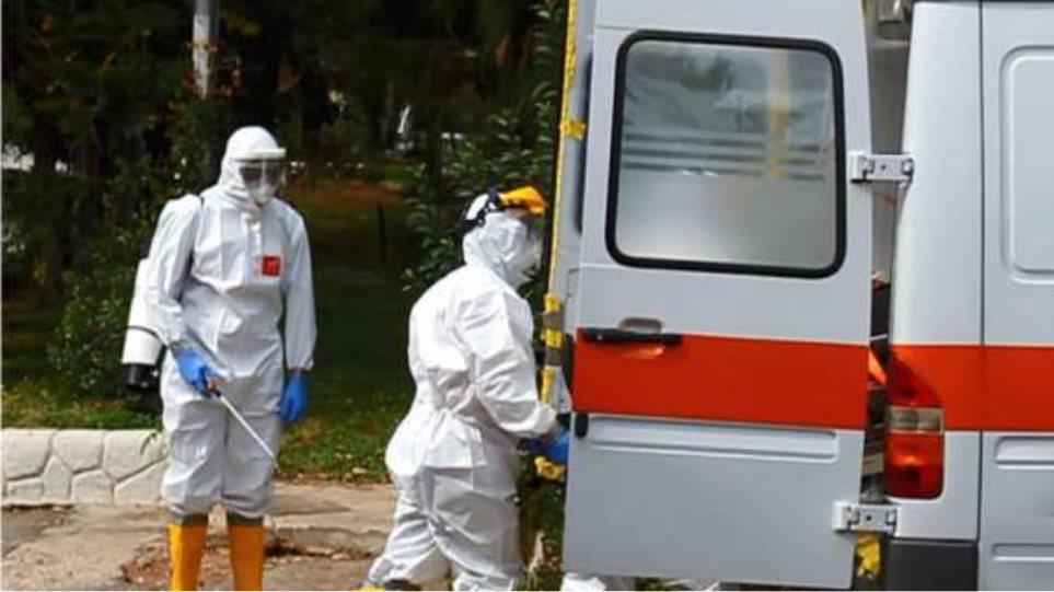 Συναγερμός στην Κύπρο για ύποπτο κρούσμα Εμπολα