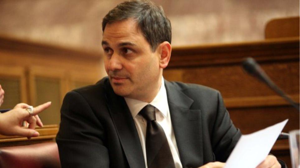 Σαχινίδης: «Στόχος μας, η τρίτη θέση στις εκλογές»