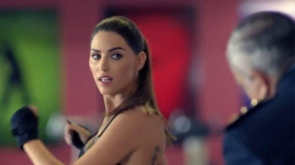 Σέξι αστυνομικός σε τούρκικη κωμωδία η γυναίκα του Σνάιντερ