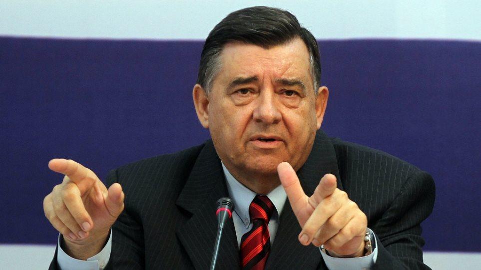 Καρατζαφέρης: Ο παθός είναι μαθός, δεν συνεργάζομαι με ΝΔ και ΣΥΡΙΖΑ