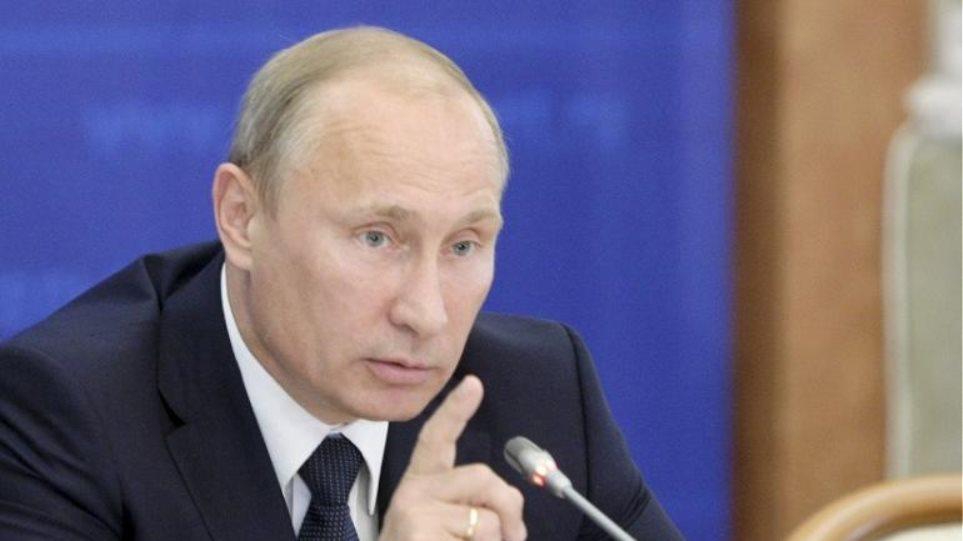 Πιέσεις Πούτιν σε μεγιστάνες για επαναπατρισμό κεφαλαίων από το εξωτερικό