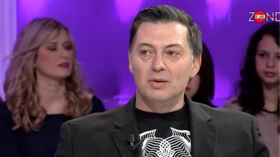 Νίκος Μακρόπουλος σε αλβανικό κανάλι: «Οι Έλληνες είναι τεμπέληδες»