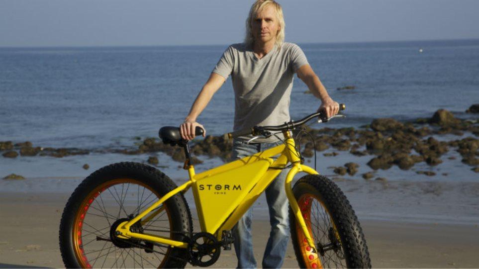 Το ποδήλατο των τριών εκατομμυρίων δολαρίων!