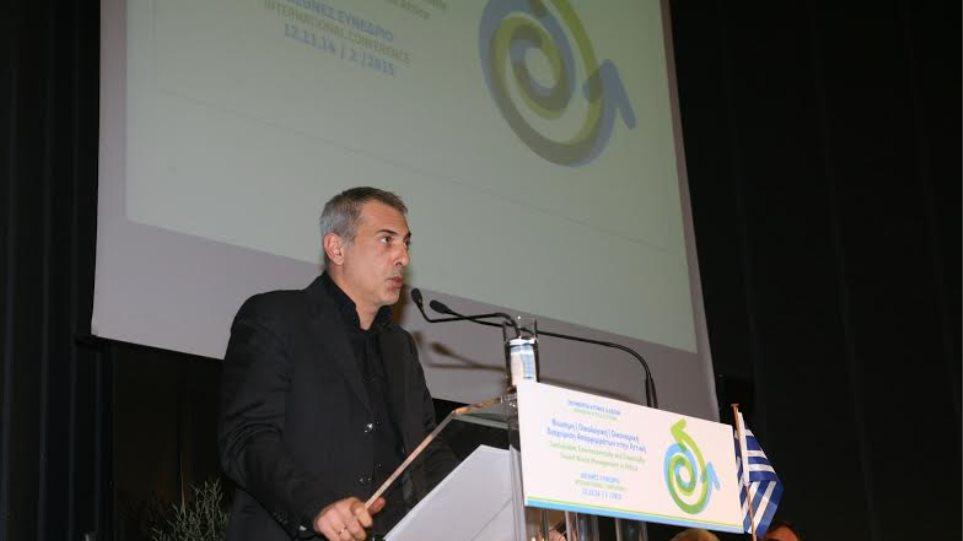 Μώραλης: Επανασχεδιασμός της διαχείρισης απορριμμάτων από τον δήμο Πειραιά