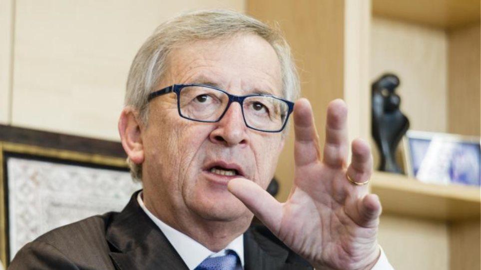Γιούνκερ: Ήρθε η ώρα να δημιουργηθεί ένας ευρωπαϊκός στρατός!