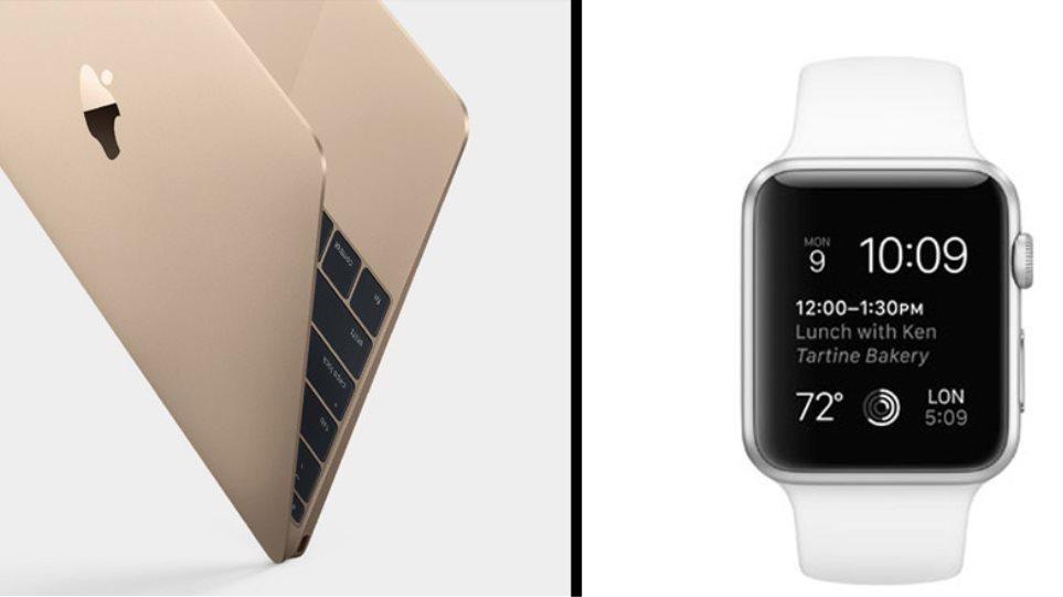 Ποια νέα προϊόντα παρουσίασε η Apple