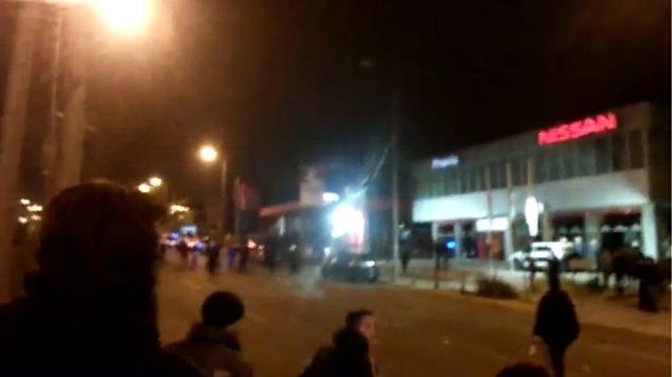 Επεισοδιακό «φρένο» από την αστυνομία στις «κόντρες» στο Γέρακα