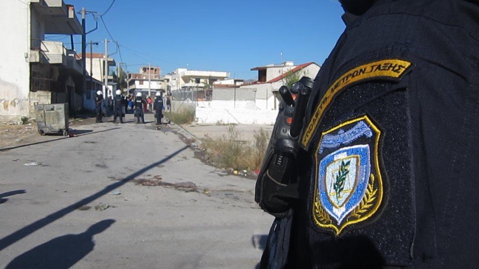 Κιάτο: Εννέα συλλήψεις σε καταυλισμό Ρομά