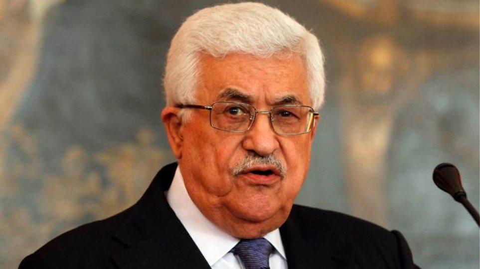 Παλαιστινιακή προεδρία: Συνεργασία με οποιαδήποτε ισραηλινή κυβέρνηση δέχεται τη λύση των δύο κρατών