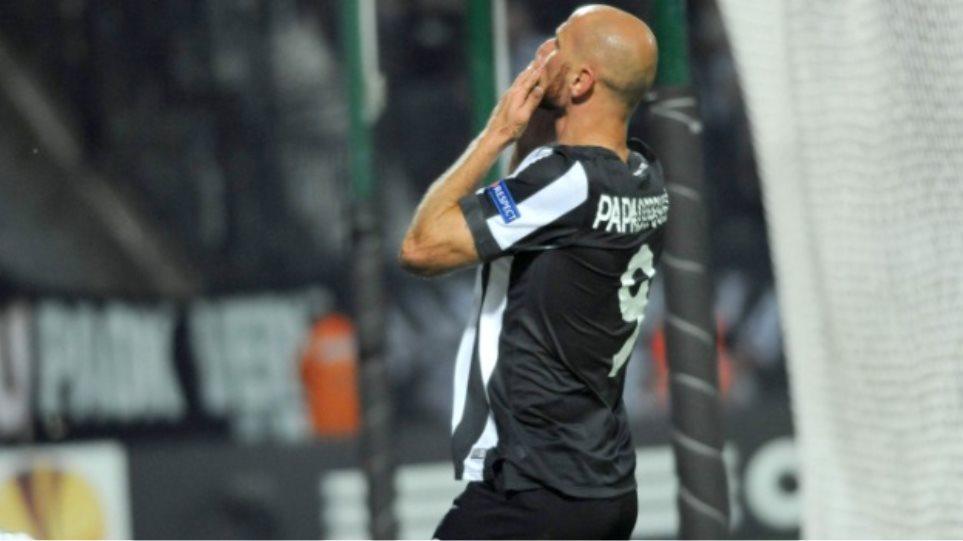 O Παπαδόπουλος λύτρωσε τον ΠΑΟΚ κόντρα στον Εργοτέλη