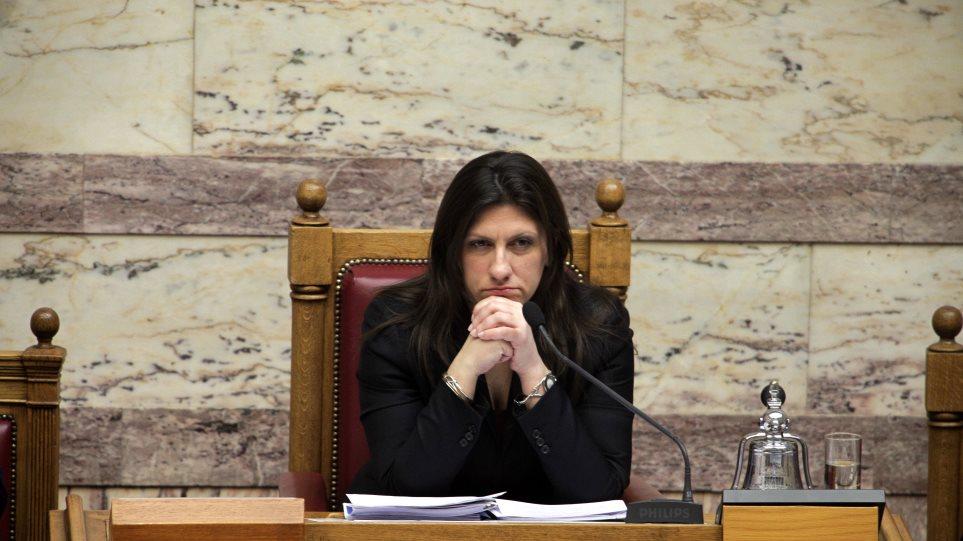 «Θύελλα» μετά την απόφαση Κωνσταντοπούλου να στηρίξει πρόταση της Χρυσής Αυγής!