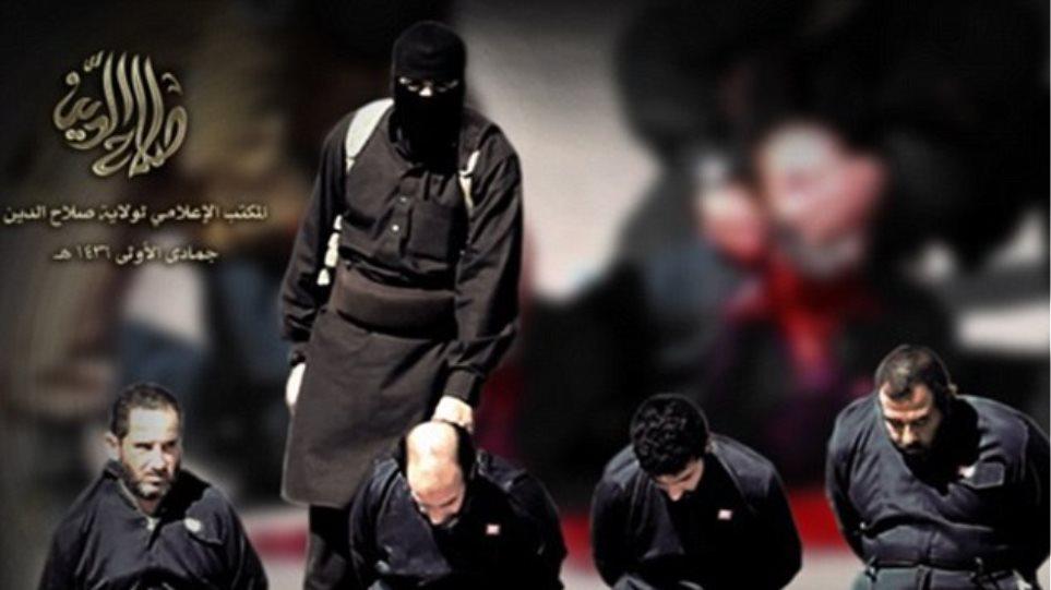 Ιράκ: Τέσσερις αποκεφαλισμοί από τους πολεμιστές του ISIS