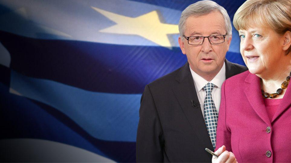 Μέρκελ: Δεν θα υπάρξει απόφαση για την Ελλάδα σήμερα ή τη Δευτέρα