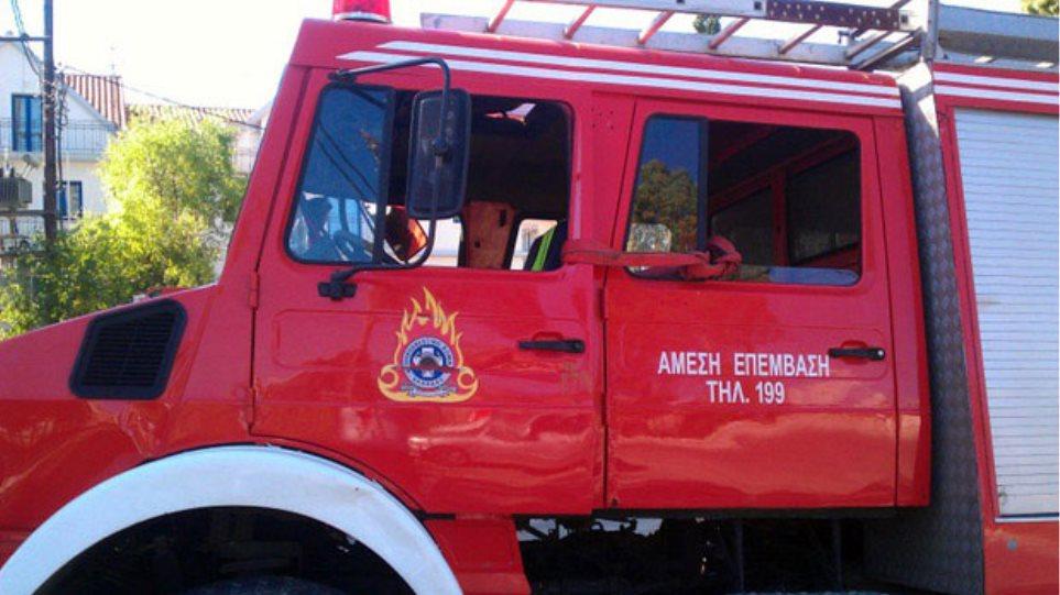 Θεσσαλονίκη: Πυρκαγιά σε διαμέρισμα