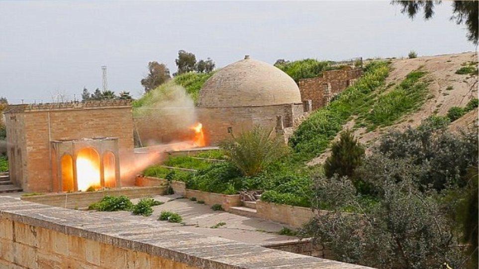 Ιράκ: Ανατινάχτηκε χριστιανικό μοναστήρι του 4ου αιώνα