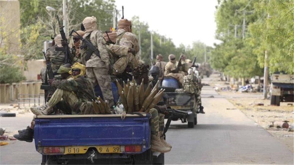 Νιγηρία: Εκδιώχθηκε η Μπόκο Χαράμ από την Νταμασάκ