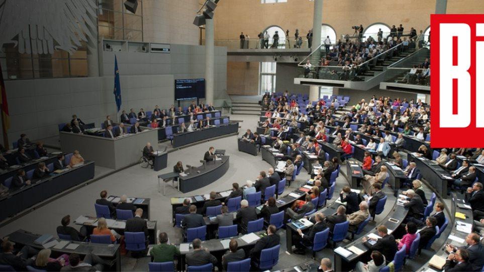 Η Bild ζητά από βουλευτές να υπογράψουν αν θα ψηφίσουν τρίτο πρόγραμμα για την Ελλάδα!